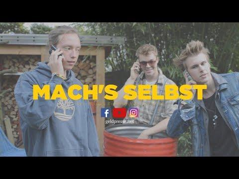 MACH`S SELBST #1 - Feuertonne