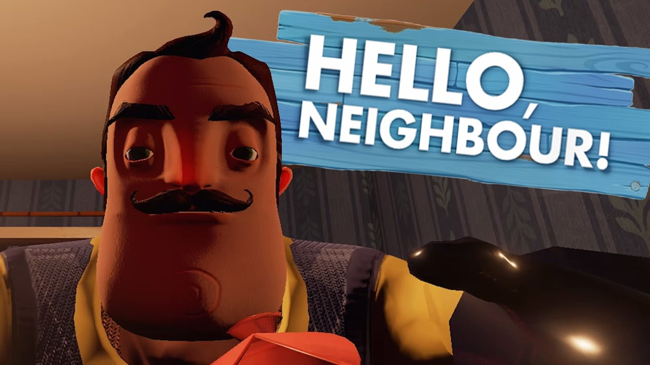 Download FINDING THE KEY, HAMMER & CODE   Hello Neighbor Gameplay (Hello Neighbour Funny Moments)