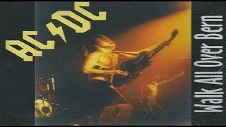 AC/DC, Stadthalle, Bern, 25. Nov. 1979 (Audio only)