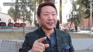 Mazzako Interview with Rajesh Payal Rai by Arjoon KR