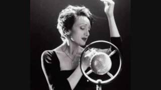 Edith Piaf - Les Trois Cloches (The Three Bells) in English