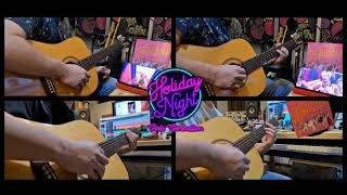 Girls' Generation 소녀시대 - Holiday (Acoustic Guitar Cover)