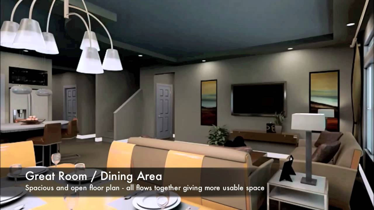 Gunnison Floor Plan  Virtual Tour  YouTube