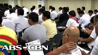 TV Patrol: Private drivers, nais isama ng LTFRB sa 'Driver's Academy' exam