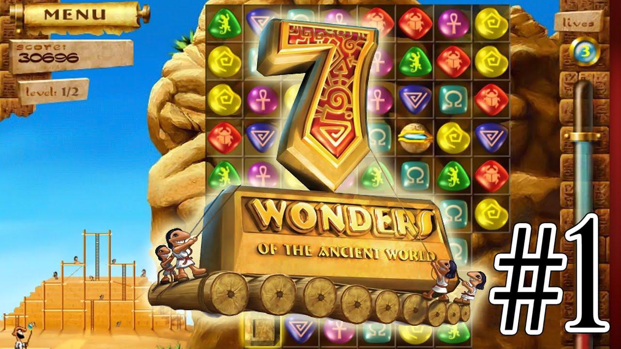 Crush Those Useless Runes 7 Wonders Of The Ancient World Part 1 Youtube