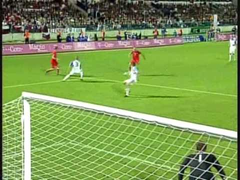 2010 WC Qualifiers: Slovakia - Czech republic