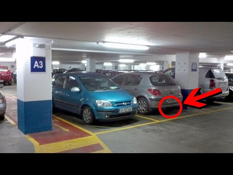Man Takes His Revenge On Stranger That Kept Blocking His Parking Space, His Idea Was Brilliant