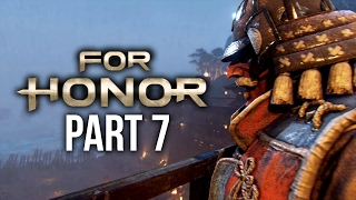 FOR HONOR Walkthrough Part 7 - ATTACK THE BEACHES - CHAPTER 2.4 & 2.5 (Single Player Campaign)