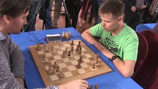 Repeat youtube video 2016-09-04GM Morozevich Alexander IM Vavulin Maksim Moscow blitz 10