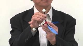 京都大学 「有機分子たちを考えて日常生活を理解しよう」年光昭夫 教授01