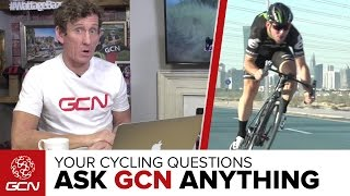 How Can I Sprint Faster? | Ask GCN Anything About Cycling