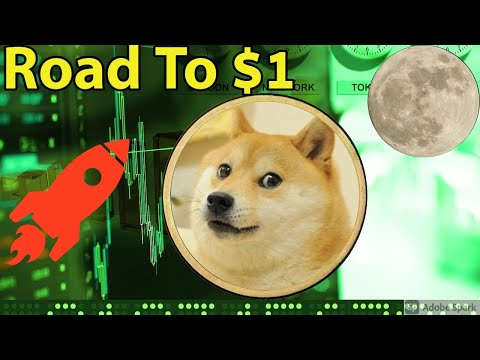 🔴Dogecoin Live TA! [Journey To The Moon] Here's What To Do | Crypto