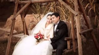 Талгат и Айдана  -  свадебные фото