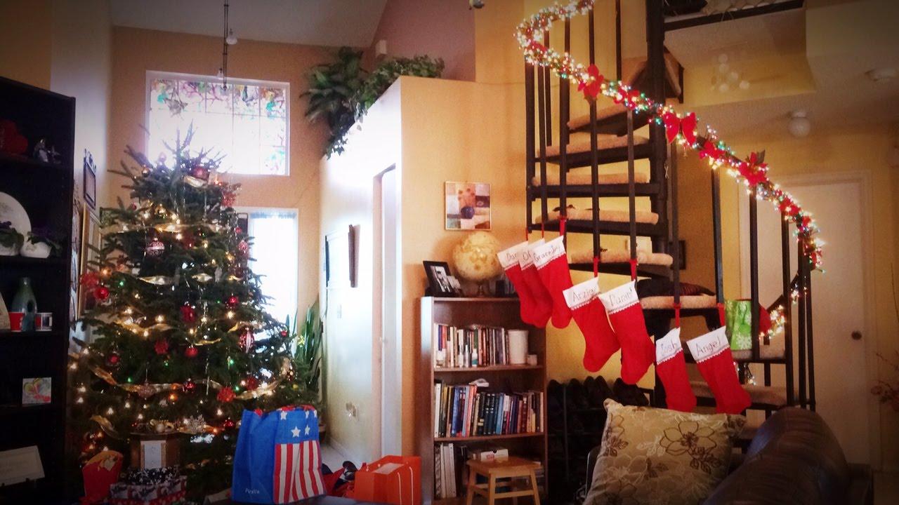Filipino Family Christmas Decor and VLOG 2014