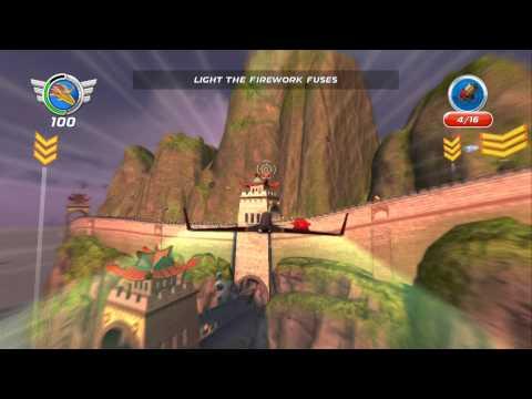 Disney's Planes - Story Mode Walkthrough Part 11 - The Grand Finale (Ishani's Final Mission)