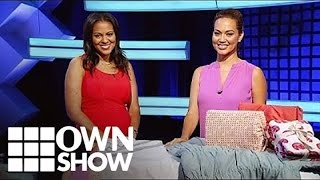 Updating Your Bedding To Match Who You Are | #ownshow | Oprah Winfrey Network