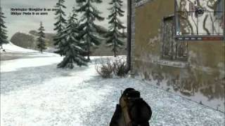 Battlefield 1942 Secret Weapons of WWII Gameplay Singleplayer in HELLENDOORN