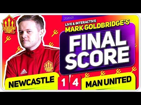 GOLDBRIDGE! Newcastle 1-4 Manchester United Match Reaction