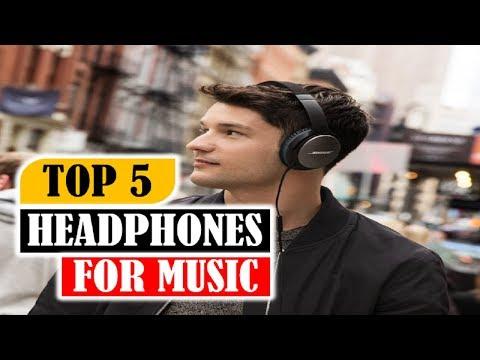 Top 5 Headphones for Music & Gaming In 2018 | 5 Best Headphones for Music & Gaming Review By Dotmart