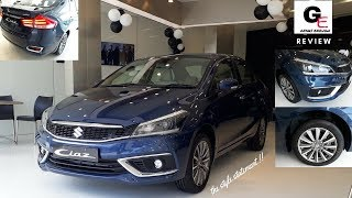 2018 Maruti Suzuki Ciaz | launched | detailed review | features | specs | price !!!!
