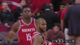 3rd Quarter, One Box Video: Houston Rockets vs. Utah Jazz