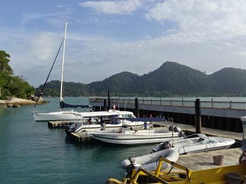 Speedboat Transfer to Pangkor Laut Resort, Malaysia