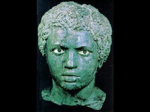 SEPTIMIUS SEVERUS: THE FIRST BLACK ROMAN EMPEROR