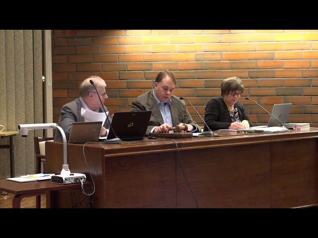 Kuortaneen kunnanvaltuuston kokous 30.12.2019