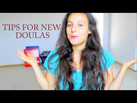TOP 5 TIPS FOR ASPIRING DOULAS ( WHERE TO START)