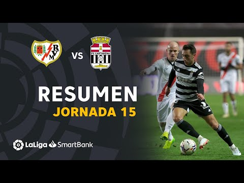 Vallecano Cartagena Goals And Highlights