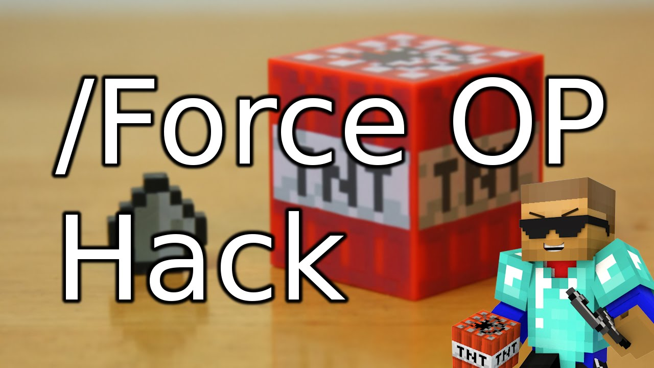 Force OP – Minecraft 1.8.x – 1.9 How to Hack a Minecraft Server – ITXtutor
