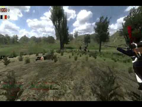 Linebattle with the 93rd Highlanders - 24 March 2012
