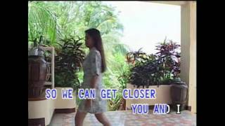 Closer You And I - Gino Padilla (Karaoke Cover)
