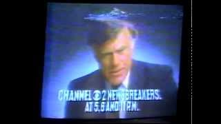 Brian Winston Reads the TV News: Live and on Tape