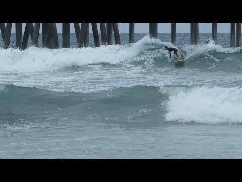 Huntington Beach, CA, Surf, 9/28/2019 AM - Part 4
