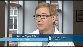HealthBreak: Stephan Myers, MD, Bariatric Surgery & Type 2 Diabetes