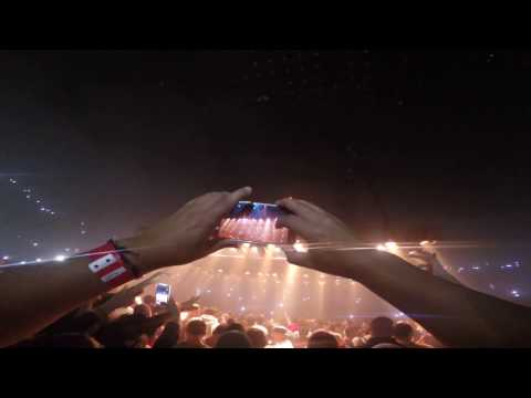 Saint Pablo Tour 2016 AllState Arena (POV) Part 3
