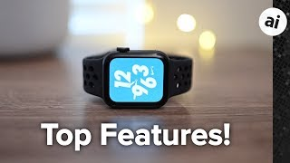 Top Features of the Nike+ Apple Watch Series 4!