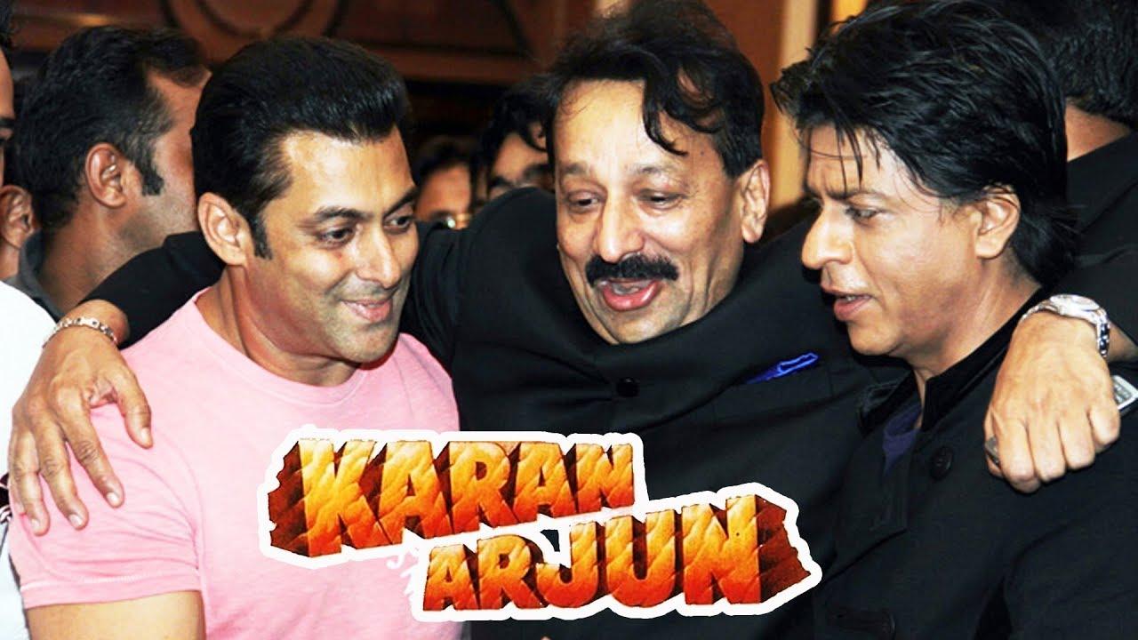 Salman And Shahrukh Khan In Baba Siddiquis NEW Film YouTube