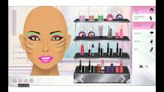 Stardoll Toralei Stripe  makeup