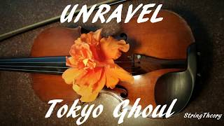Video Unravel - Tokyo Ghoul: Violin Cover download MP3, 3GP, MP4, WEBM, AVI, FLV Agustus 2018
