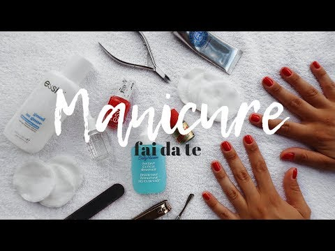 MANICURE PERFETTA FAI DA TE   My Beauty Fair