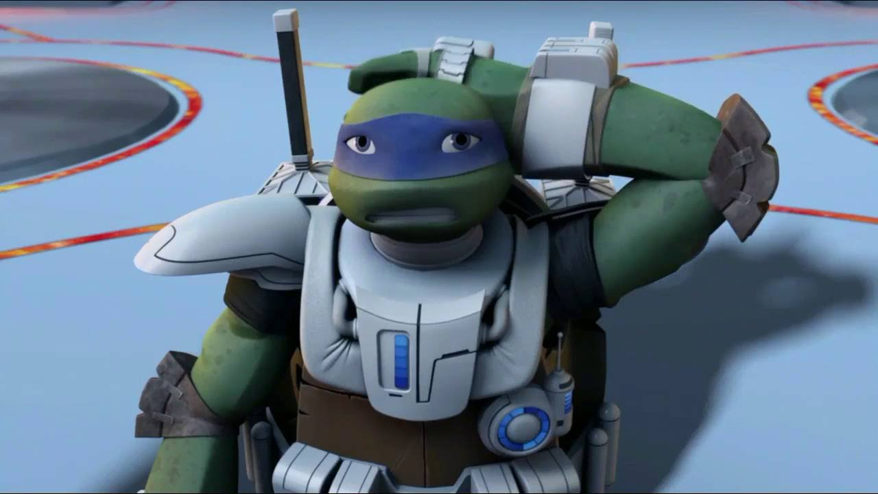 Download MV Leo Raph Out of my System TMNT 2016