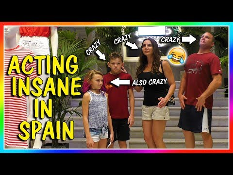 WHAT'S IT LIKE TO SHOP IN SPAIN? 😜 | We...