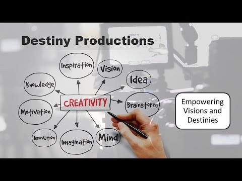 Destiny Productions: Empowering Visions and Destinies