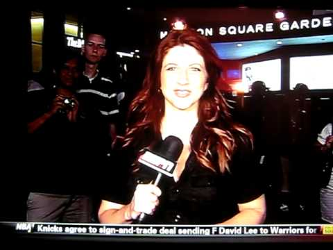 Most Awkward Moment in Sports Center History