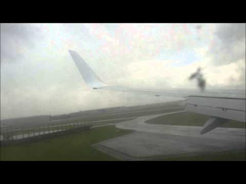 landing op Schiphol van Enfidha