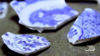 The History of Chinese Porcelain