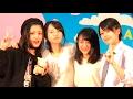 170312 坂口渚沙・早坂つむぎ・横山結衣・谷川聖(AKB48 チーム8)  フォトセッション …