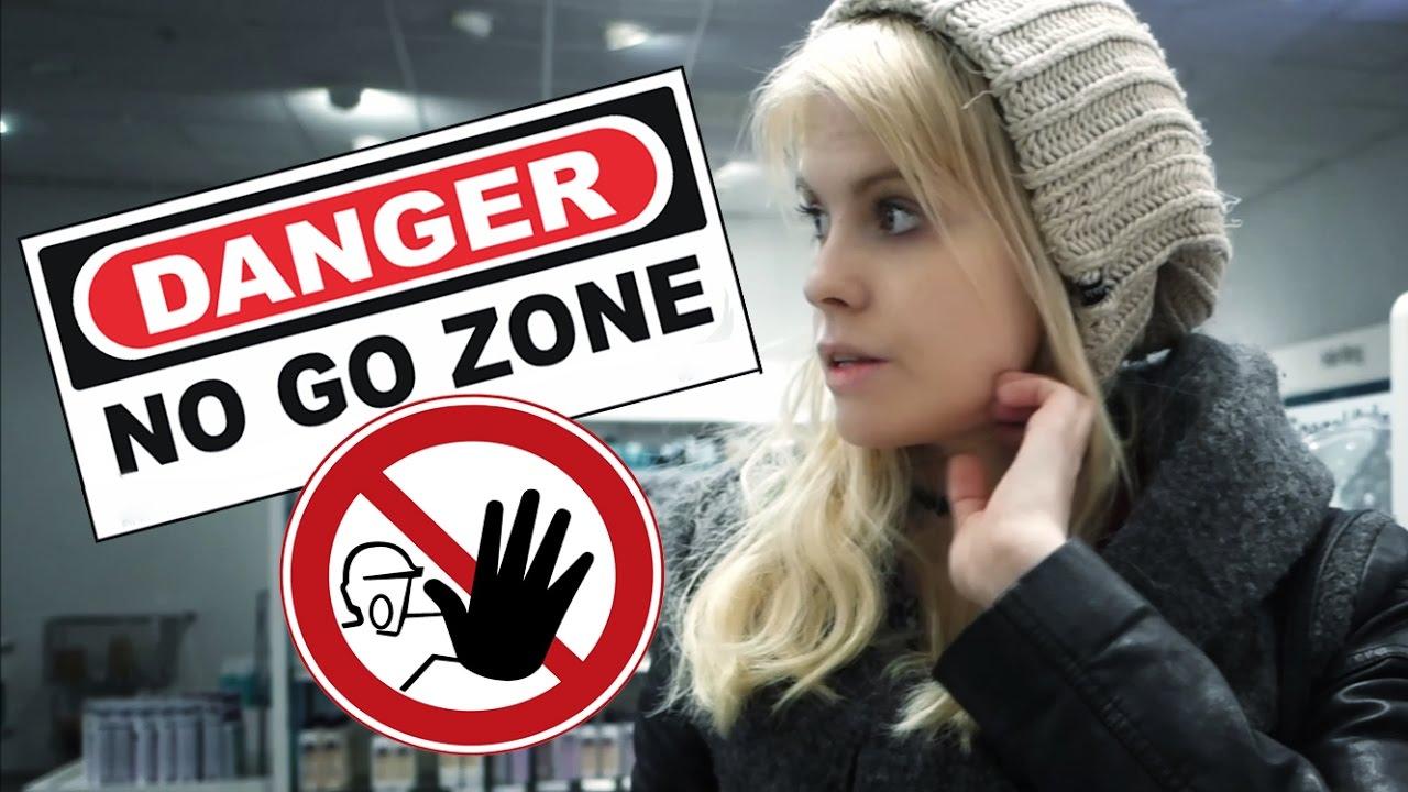 No Go Zone
